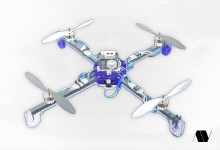 Captain Kashmir QuadCopter