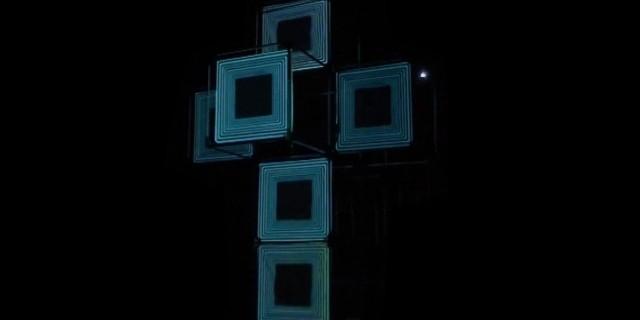 Hypercubus // Nuit des cathédrales Strasbourg 2012