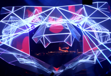 Polygonal Bear // Bear'd Bounce 2013