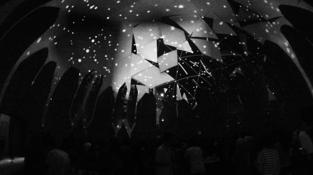 Geôde / Immersive projection