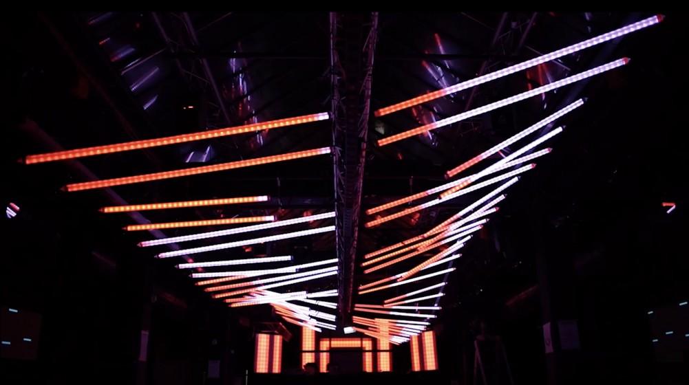 Kinetic LEDS